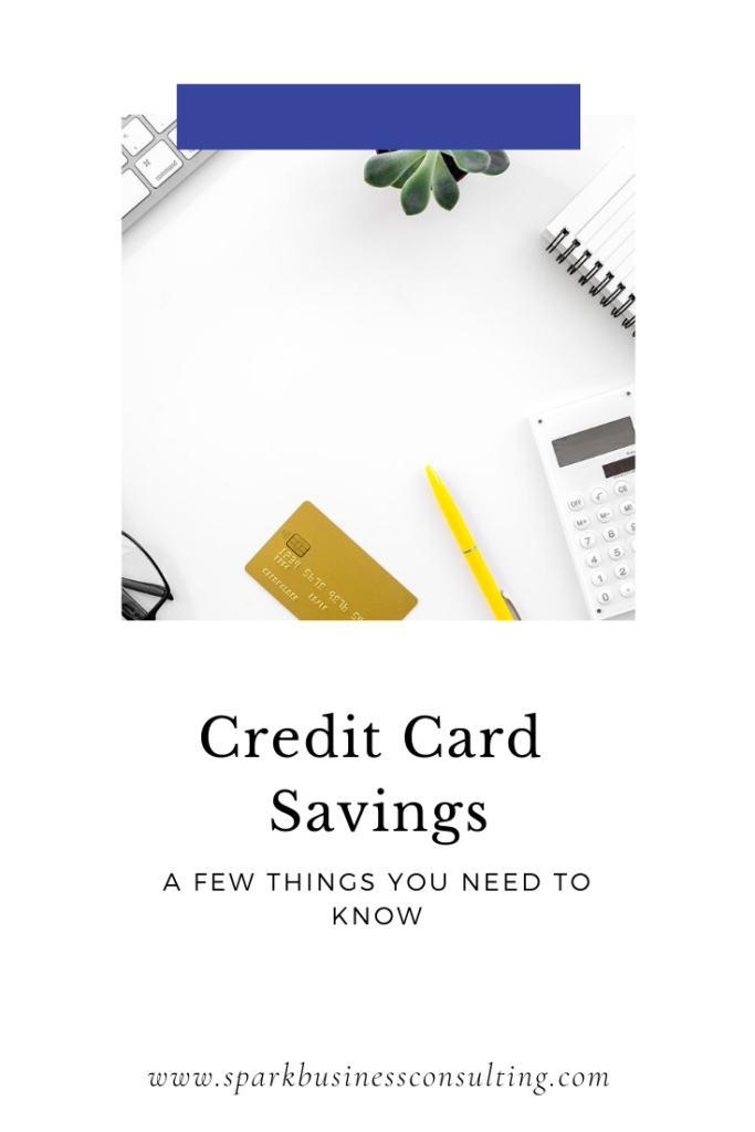 Credit Card Savings