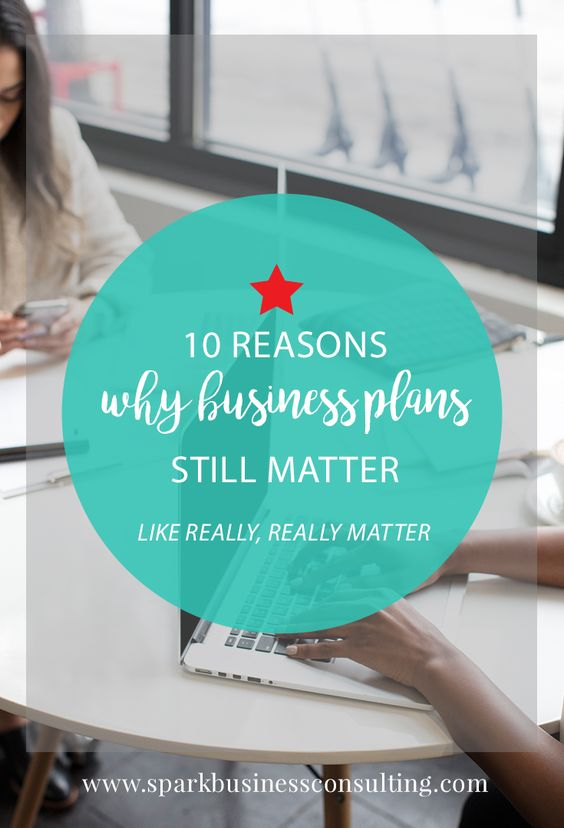 Why Business Plans Still Matter